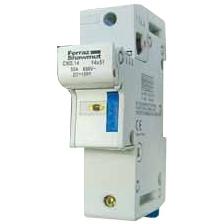 Mersen - Porte-fusible Modulostar CMS14 3P