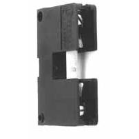 Mersen - Porte-fusible SI pour Ferrule 6x32 - avec bornes à cage