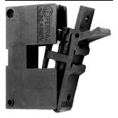 Mersen - Interrupteur-sectionneur SI pour Ferrule 6x32 - avec bornes à cage