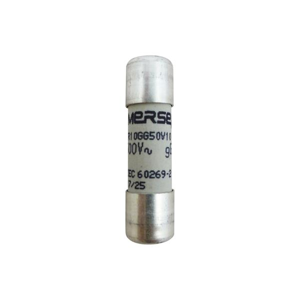 Mersen - Fusible cylindrique gG 10A 10x38mm 500V sans voyant