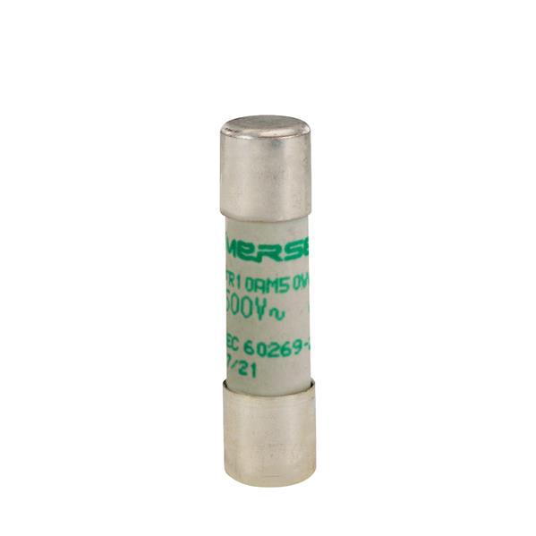 Mersen - Fusible cylindrique aM 4A 10x38mm 500V sans voyant