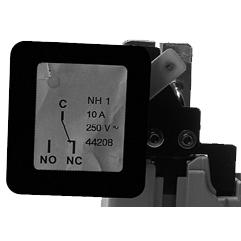 Mersen - Microswitch voor zekeringhouder NH-0 1P 160A