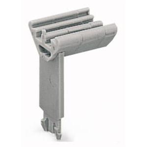 WAGO - Porte-étiquettes de groupe pour 3x WMB ou 8 étiquettes largeur 15 mm