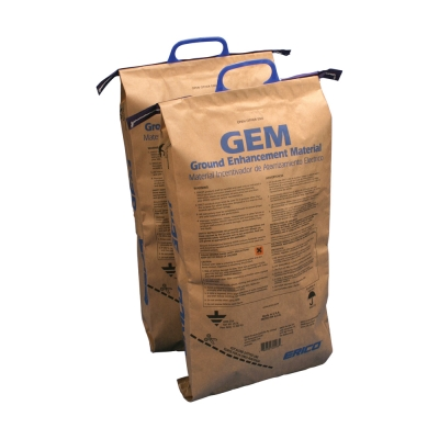 ERICO - Ground Enhancement Material, 11,36 kg, Bag with handles