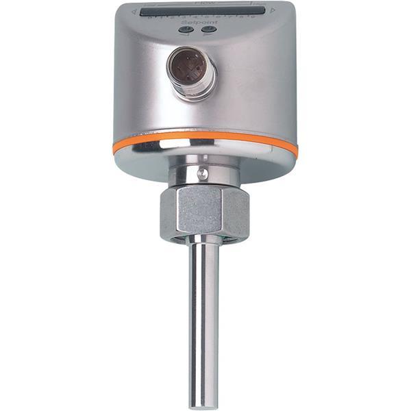 IFM - Stromingsbewaking binnendraad M18 x 1,5 voor adapter DC PNP maakcontact / verbre
