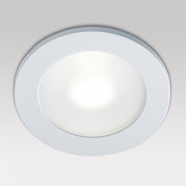 DELTA LIGHT - C-Max Hi S1 Inbouwspot 50W QPAR51 GU10 100-240V IP44 max dikte 35 wit