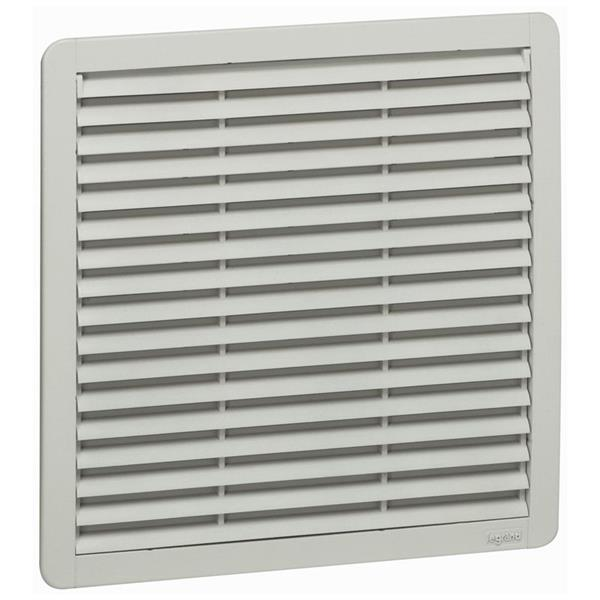LEGRAND - OUIE D'AERATION 325x325MM IP54 RAL 7035