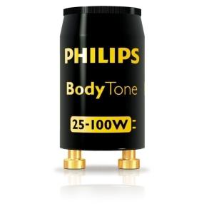 PHILIPS - BodyTone St 25-100W UNP starter tanning lamp noir