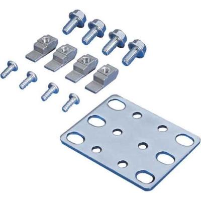 RITTAL - Koppelplaatjes, voor TS/TS en TS/PS, plaatstaal, verzinkt