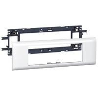 LEGRAND - Support Mosaic DLP 6 modules couvercle 65mm