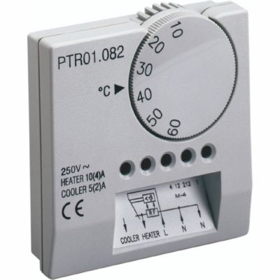 ABB - Thermostaat  10 - 60°C, 230Vac