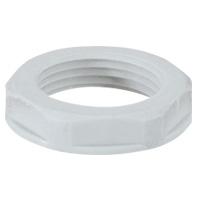 LEGRAND - Ecrou ISO25 IP55 plastique RAL7035 gris