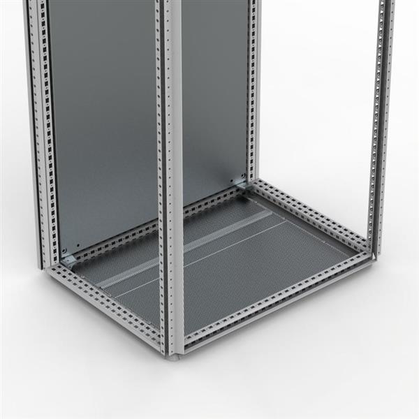 ELDON - Plaque de fond ventilée Multiflex 600x600