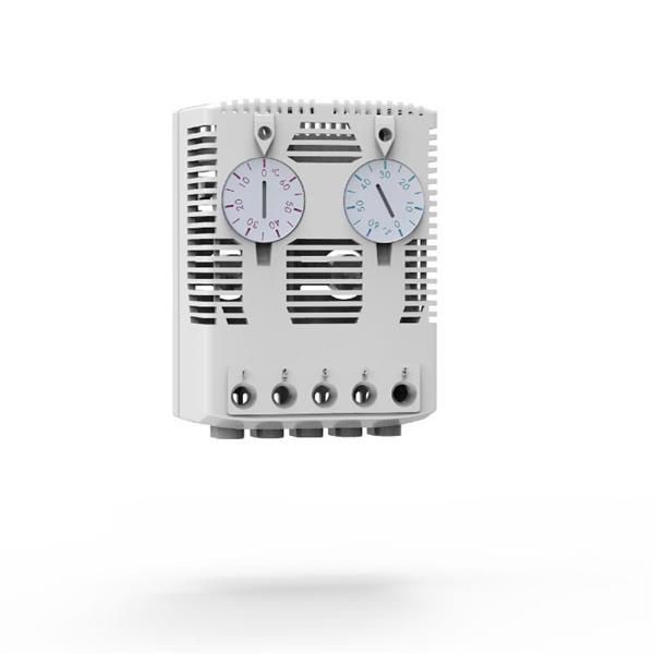 ELDON - Hygrostaat/Thermostaat (electr.) 120V