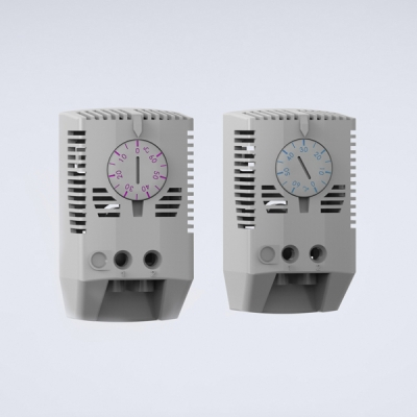ELDON - Thermostaat 120-250VAC warmte