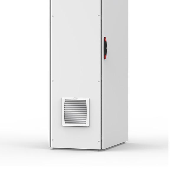 ELDON - Filterventilator luchtstroom 19 m³/h, 230V, 50/60HZ, IP54