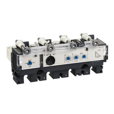 MERLIN GERIN - Unité de contrôle Micrologic 2.2 40A 4P+N réglable pour Compact NSX100-250F/N/H