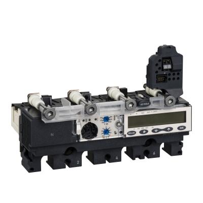 MERLIN GERIN - Unité de contrôle Micrologic 5.2 E 100A 4P+N réglable pour Compact NSX100-250F/