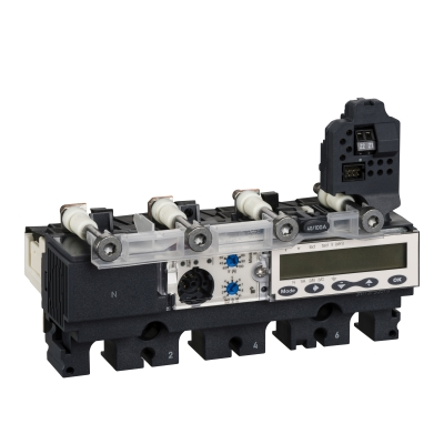 MERLIN GERIN - Unité de contrôle Micrologic 5.2 E 40A 4P+N réglable pour Compact NSX100-250F/N/