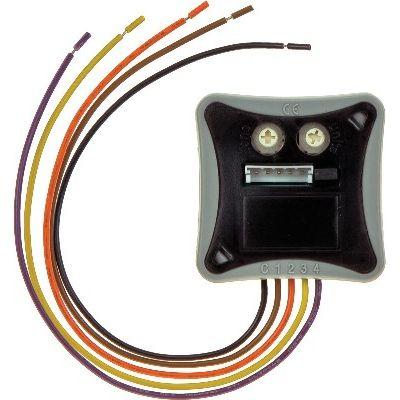 Teletask - Interface d'entrée miniature encastré, 4 entrées à contact libres potentiel