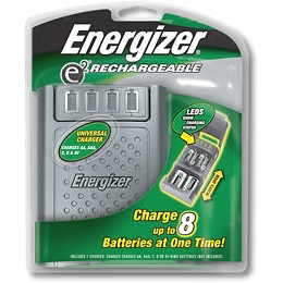 ELIMEX BVBA - Energizer - Universele Batterij Lader - Ni-MH