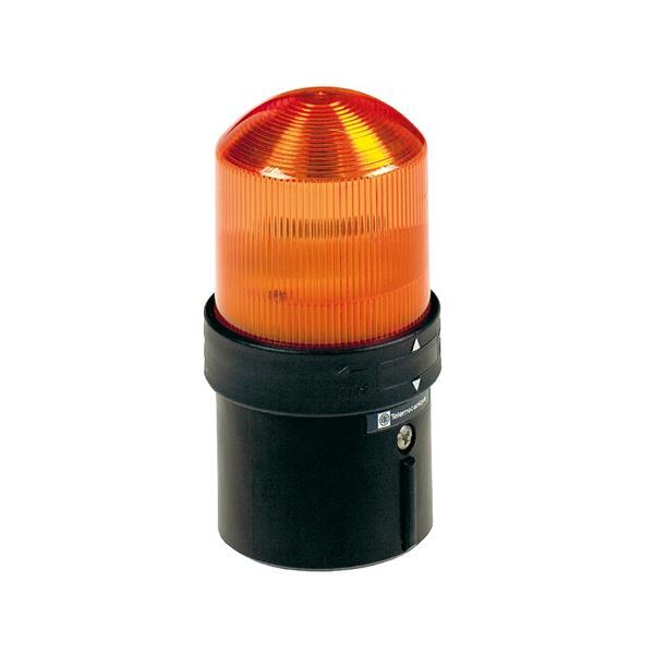 TELEMECANIQUE - Baken vast licht oranje XVB - fitting BA 15d - 250V max - IP65