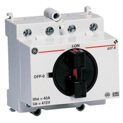 VYNCKIER - ASTER interrupteur rotatif ROTATIF 40A 4NO 415Vca