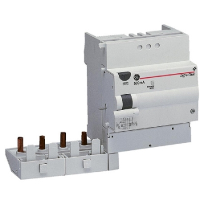 VYNCKIER - DIFF-O-CLICK differentieelinrichting type S 4P 4M 63A 300mA