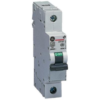 VYNCKIER - EP100 automatische schakelaar 10kA 1P C 4A