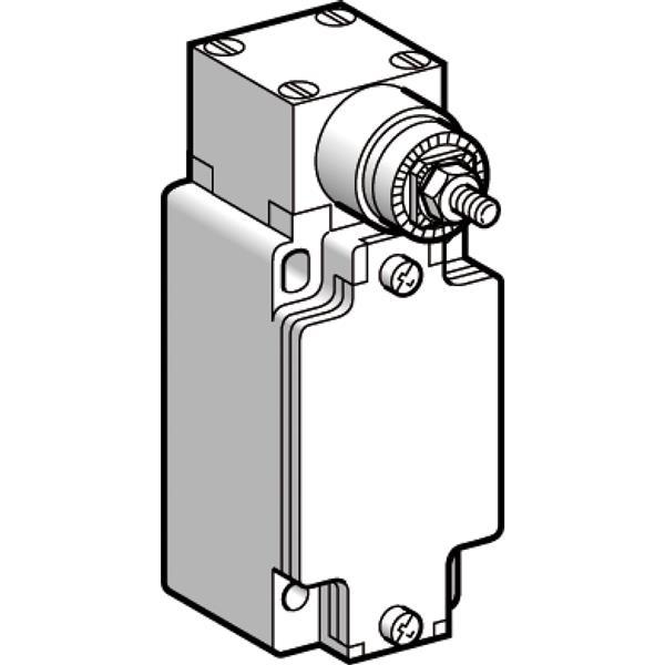 TELEMECANIQUE - corps d'interrupteur de position - ZCK-J -40 °C - 2 FO - bornes