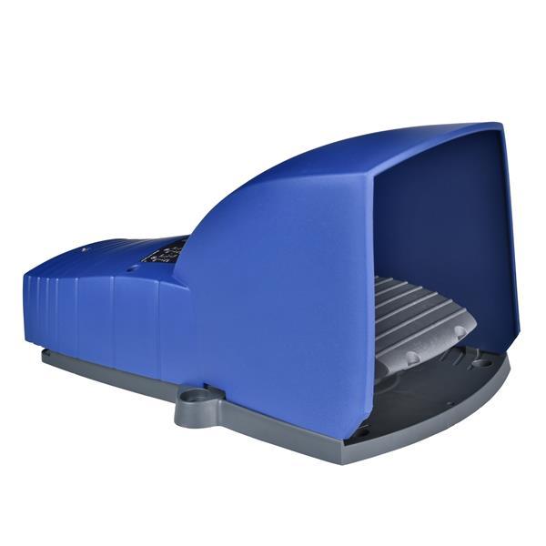TELEMECANIQUE - Pedaalschakelaar 1nc+no blauw
