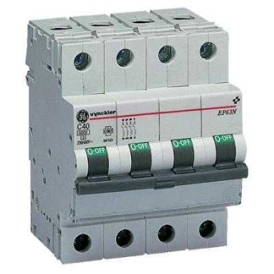 VYNCKIER - EP60 disjoncteur 6kA 3P+N C 32A