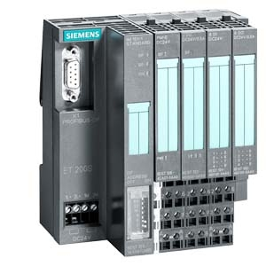 SIEMENS - SIMATIC DP, INTERFACE MODULE IM151-1 STANDARD FOR ET200S INCL. TERMINATING MOD.