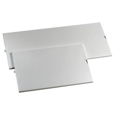 MERLIN GERIN - toebehoren kast - dichte afdekplaat - 12 modules
