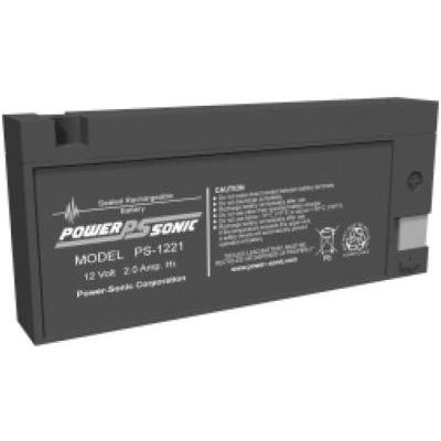 Lobeco Fire + Security - Batterij 12V/2Ah