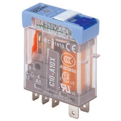 Multiprox - Relais 1x inverseur 230VAC RC suppressor
