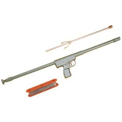 Catue - Fusil lance-fil avec 2 flèches et 2 bobineaux de 30m fil acier