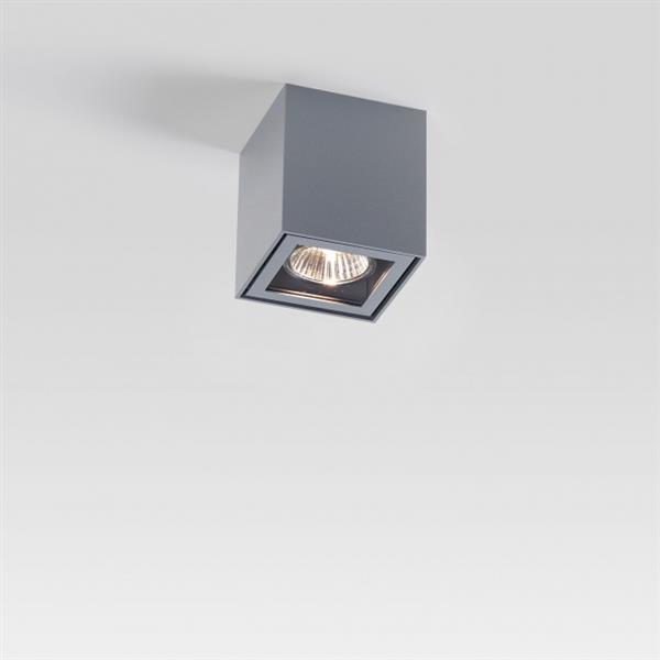 DELTA LIGHT - Boxy+ Opbouwspot QPAR51 35W GU10 100-240V IP44 wit