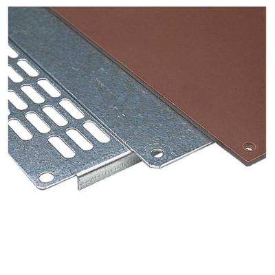 VYNCKIER - Plaque de montage ARIA 75 tôle d'acier électrozinguée 2mm