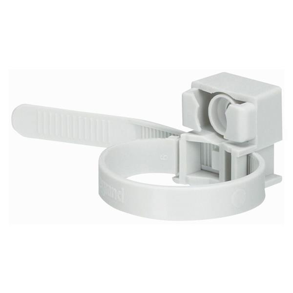 LEGRAND - Collier à embase - intérieur polyamide - gris - réglable