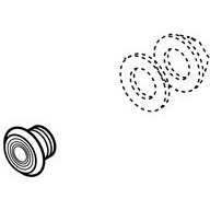ABB - Bloc support de fusible gamme A