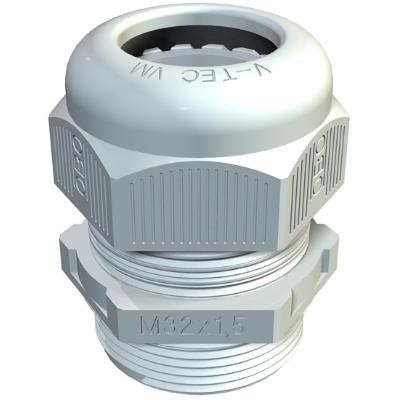 OBO BETTERMANN - Presse-étoupe V-TEC VM M16 gris clair - polyamide
