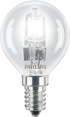 PHILIPS - Halogen 18W E14 230V P45 1CT/15 SRP