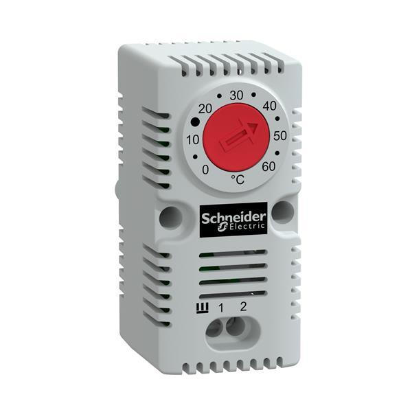 SAREL - thermostat (à ouverture) rouge (ºC)