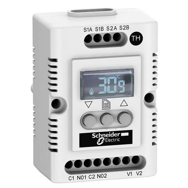 SAREL - thermostat électronique 9-30V