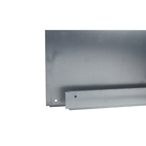 SAREL - plaque passe-câbles 2 parties Spacial SF 1200x400 mm