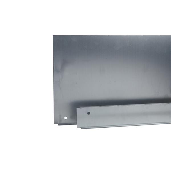 SAREL - plaque passe-câbles 2 parties Spacial SF 1200x500 mm