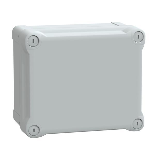 SAREL - boite couvercle haut 192x164x105 ABS