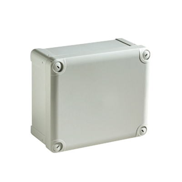 SAREL - boite couvercle haut 241x192x105 ABS