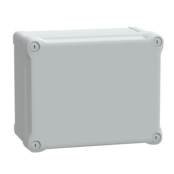 SAREL - boite couvercle haut 241x192x128 ABS
